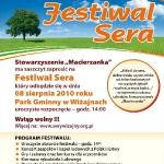 Festiwal Sera 2010