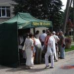 Festyn w Wisztyńcu ( Litwa ) - 02.08.2009r.