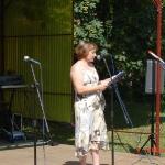 Prezes Barbara Żeliszczak otwiera III Festiwal Sera