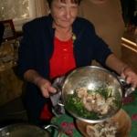 Sery, ryby i gęsina na św. Marcina 2014