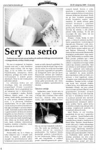 Gazeta Festiwalowa str. 1